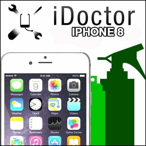 Anti-Ossido iPhone 8